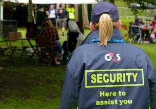 security companies London