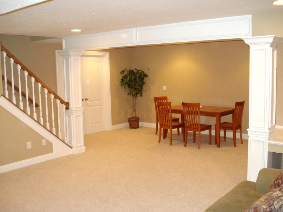 First Steps In Planning A Finished Basement