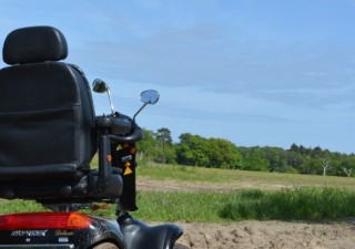 Top 3 Distinctive Features Of An Off-road Mobility Scooter