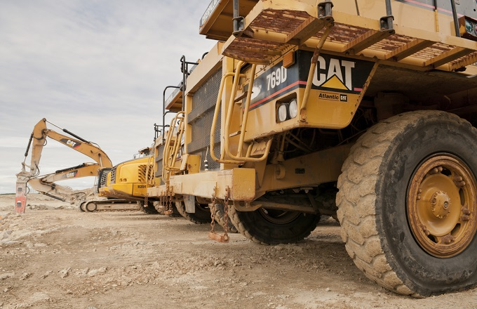 Making Capital Investments In Heavy Construction Equipment