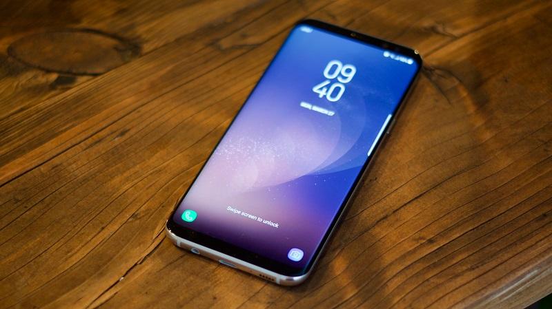 Samsung Galaxy S8 Plus:  A Smartphone Much Smarter