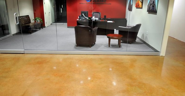 Suitable Flooring Improves The Aesthetics Of The Building!