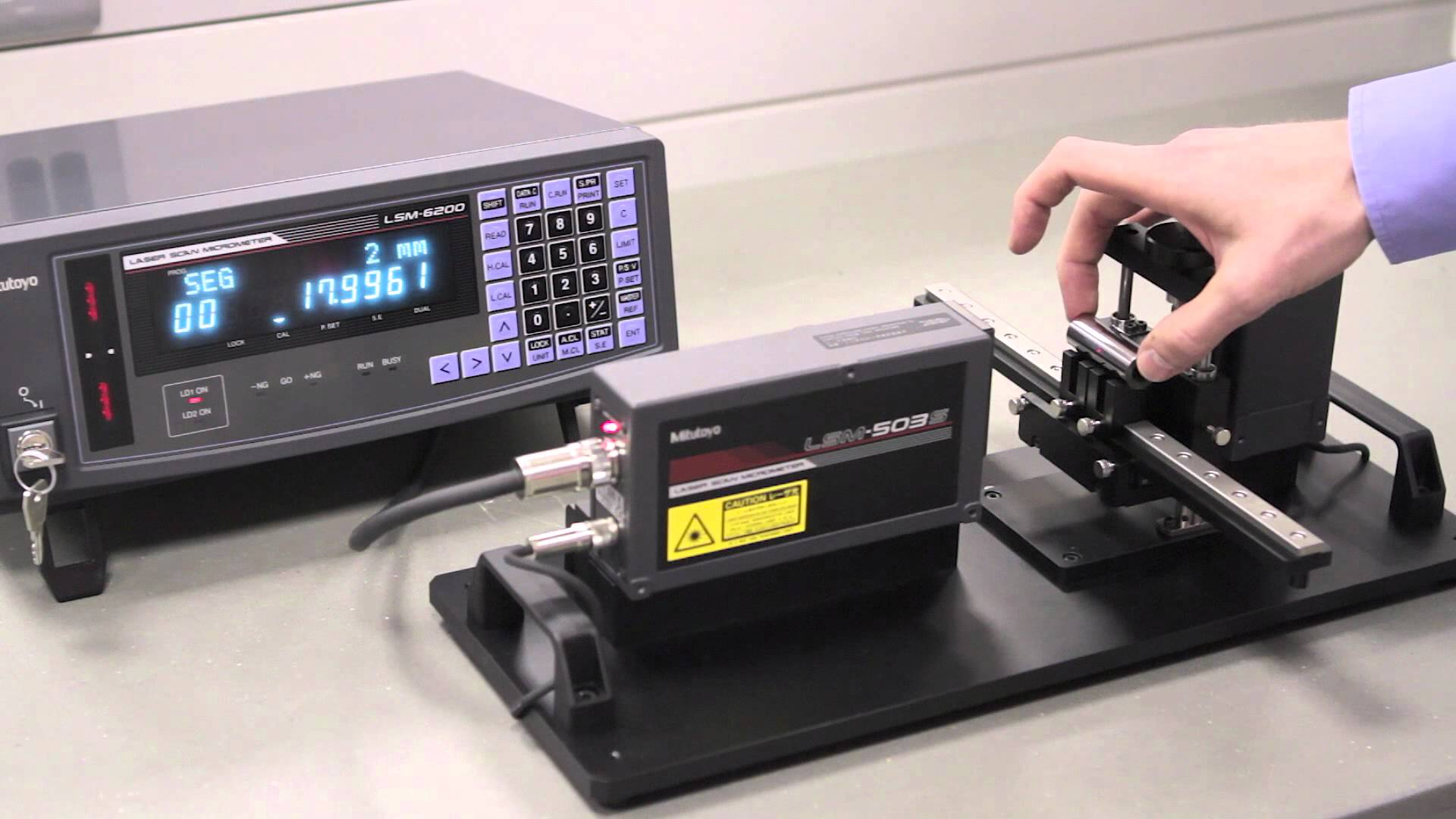 A Simple Classification Of Different Kinds Of Micrometers