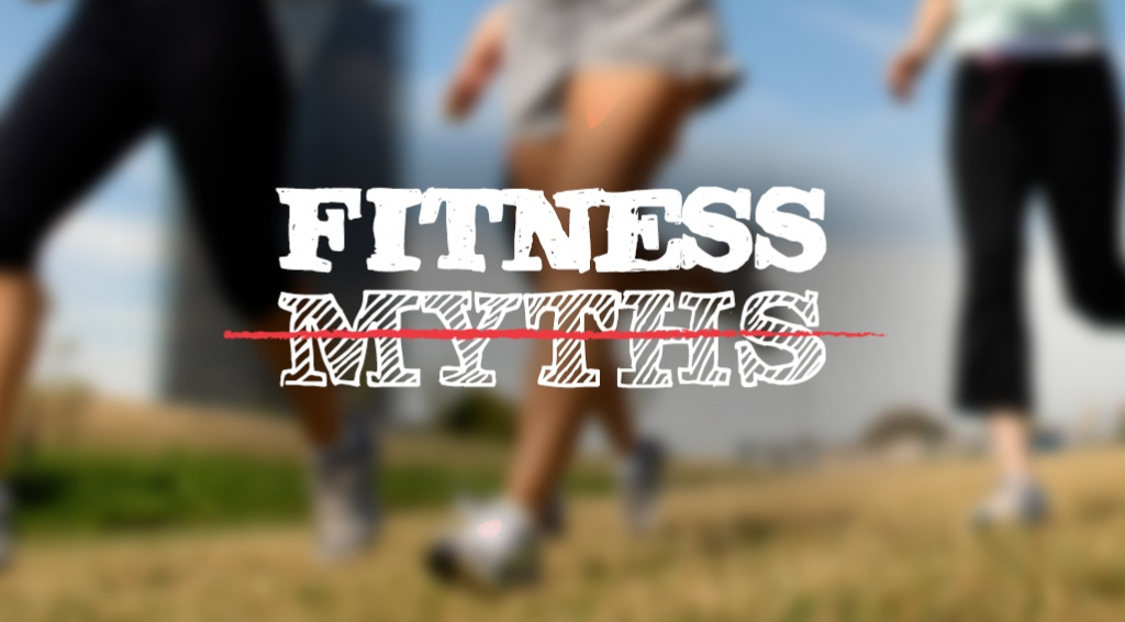 10 Most Popular Myths About Fitness That You Should Know