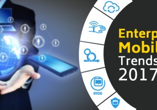 Futuristic trends that will rule the enterprise mobility space