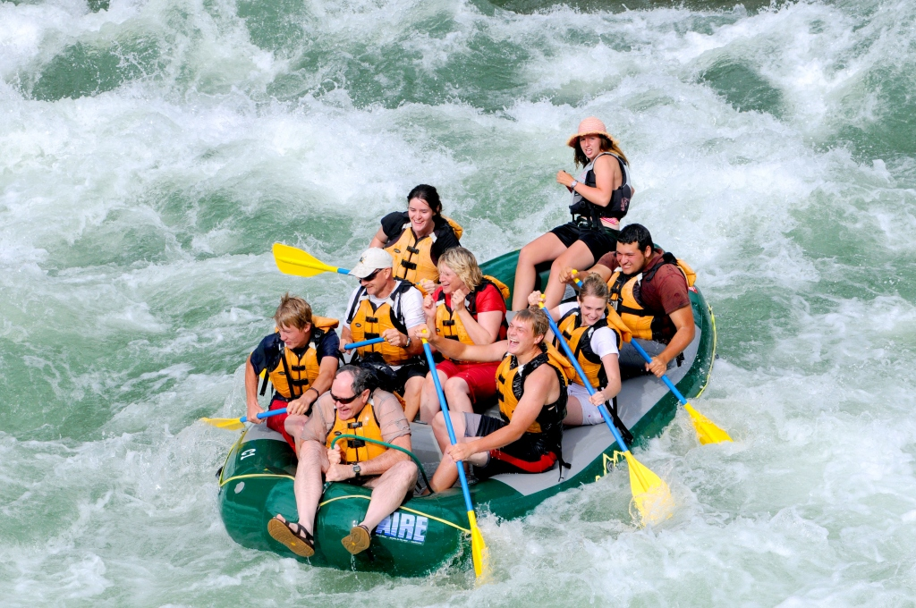 Visit Supa Dam For The Most Exciting River Rafting Experience