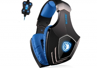 Sades A60 Gaming Headset Review