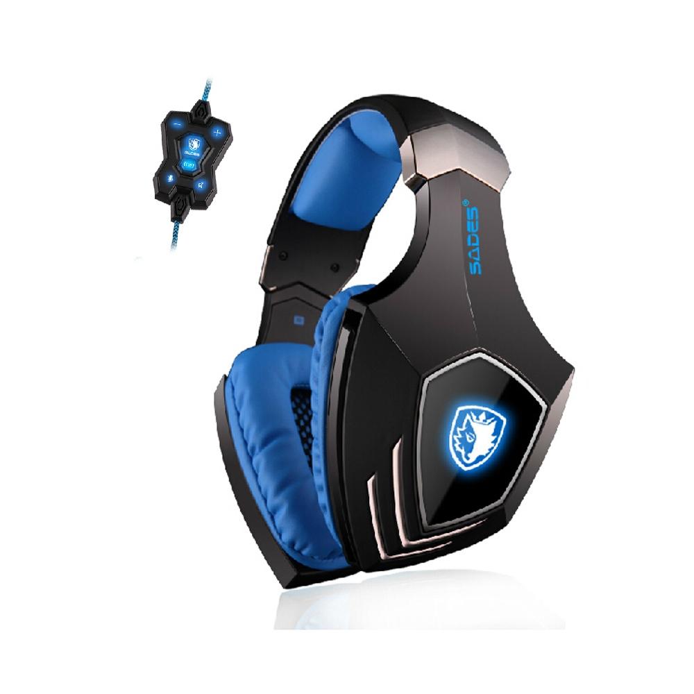 Sades A60 Gaming Headset Review