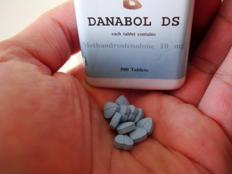 Dianabol Blue Heart One Of The Most Effective Steroid