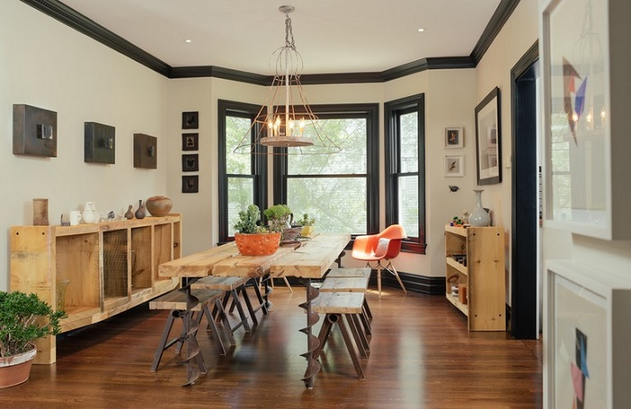How Crown Molding Transforms Your Home Into A Luxurious Retreat