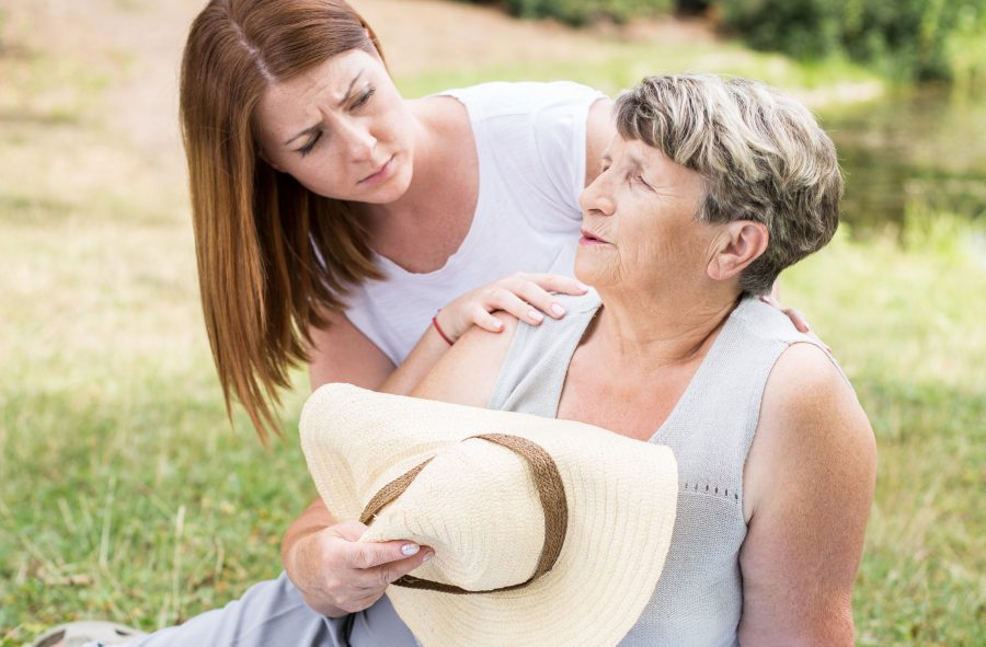 Looking Out For Seniors During Hot Weather