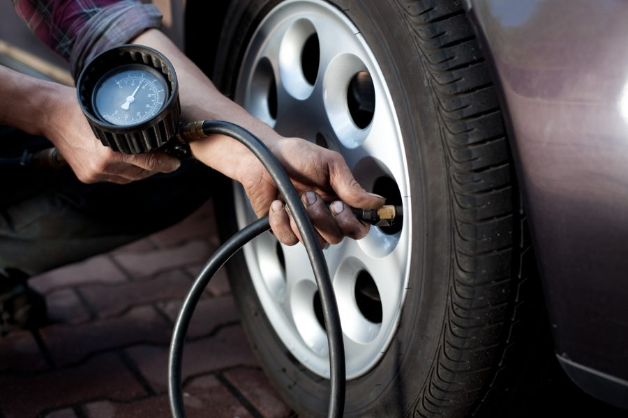 Why You Shouldn't Over-Inflate Your Tires