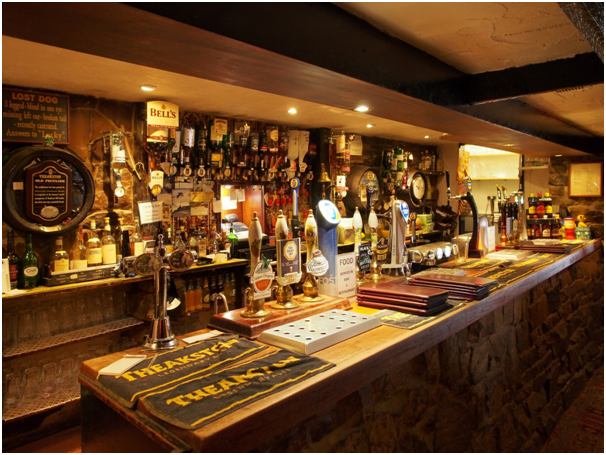 Britain's Highest Pub For Sale For £900k