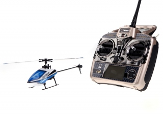 WlToys V977 Review: The RTF Heli