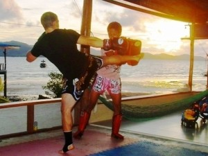 The Best Place For Muay Thai Camp In Thailand At Phuket City