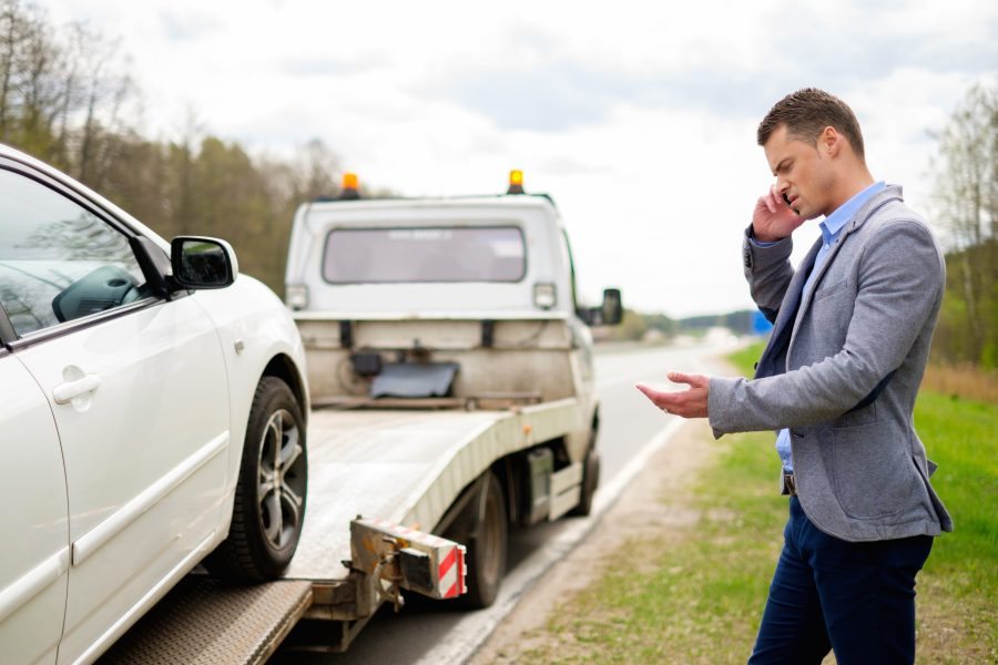 Contacting A Locksmith vs. Calling A Towing Service1