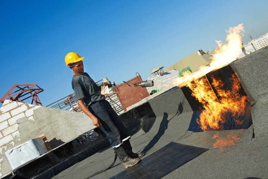 Options For Fire-Proofing Your Roof