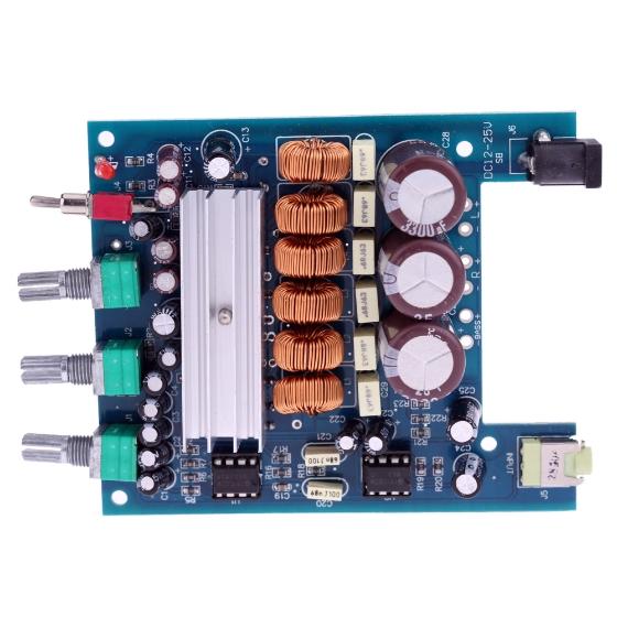 TPA3116 NE5532 - Test Instruments Digital Subwoofer Power Amplifier Board