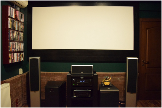 What To Consider When Designing Your Home Cinema