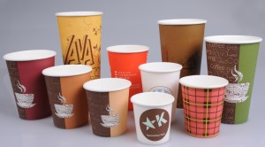 Paper Cups --- Disposable Cups Suitable For All Occasions!