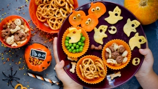 5 Halloween Themed Dishes For Your Halloween Party