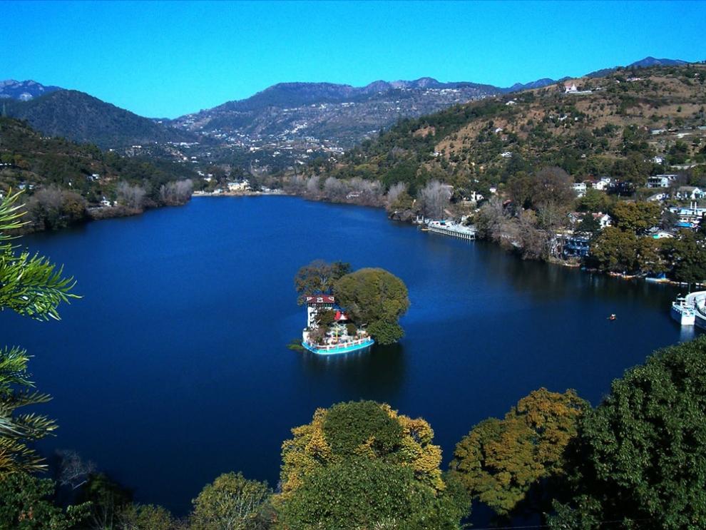 bhimtal-lake