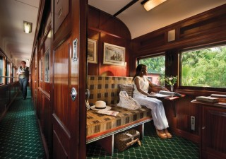 Luxury Train Holidays To India Are A Class Apart