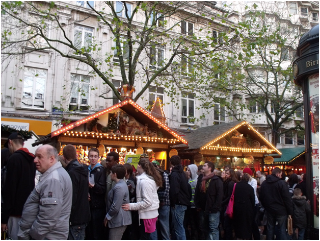 Ready For The Christmas Markets In Birmingham This Year?