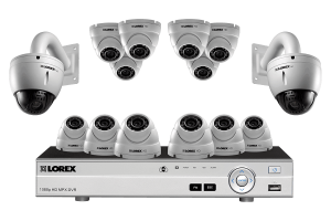 Benefits Of Pan/Tilt/Zoom Camera System For Home & Family