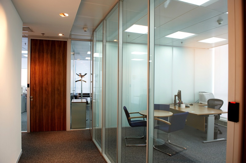 Floor to Ceiling Partitions