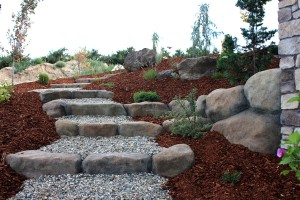 Stonemakers Can Provide Country Home Decor In The Hardscape