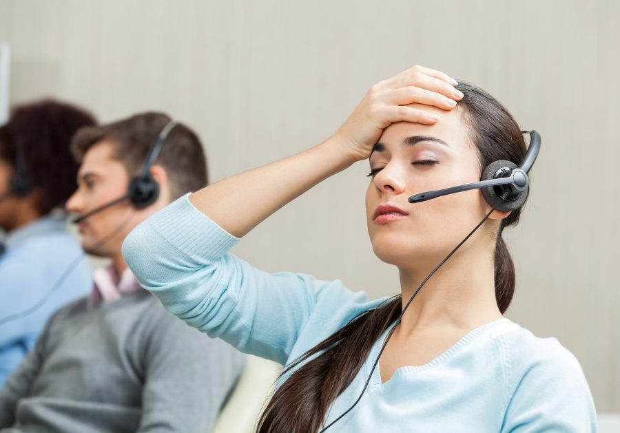 Top 4 Issues Being Faced By The Managers Of Call Centres