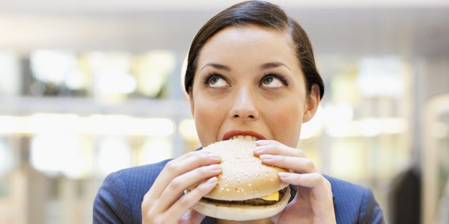 Can Fast Eating Cause Health Problems