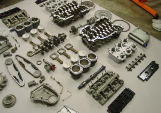 Porsche Spare Parts Guide: Why Use Genuine Porsche Spare Parts