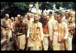 Srila Prabhpada Requisites To Achieve Spiritual Wisdom