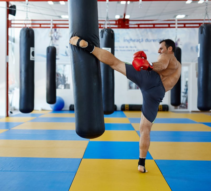 Travel Experience With Muay Thai Training Gym In Thailand
