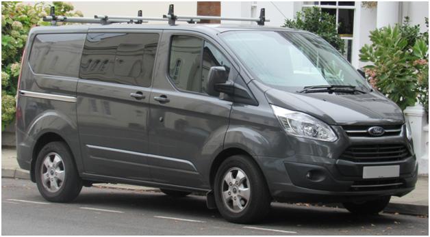 2017's Best-Selling Vans