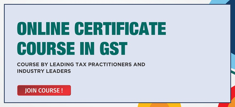 Why Should You Join A GST Certification Course?