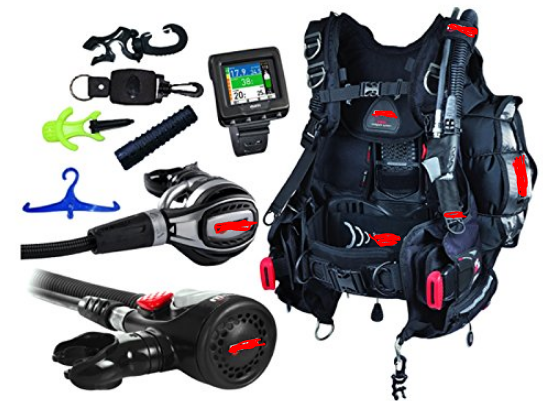 How To Make The Most Out Of A Scuba Gear Package