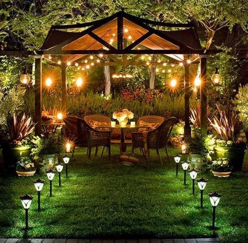 7 Covered Patio Lighting Ideas You'll Fall In Love