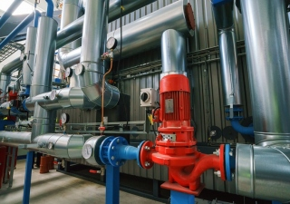 claw type vacuum pumps