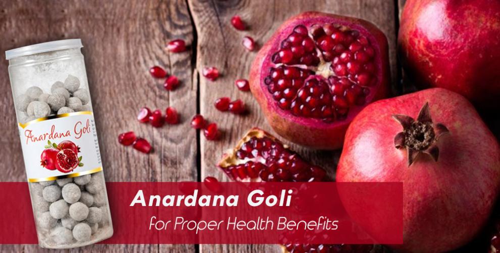 Quality Anardana Goli For Proper Health Benefits