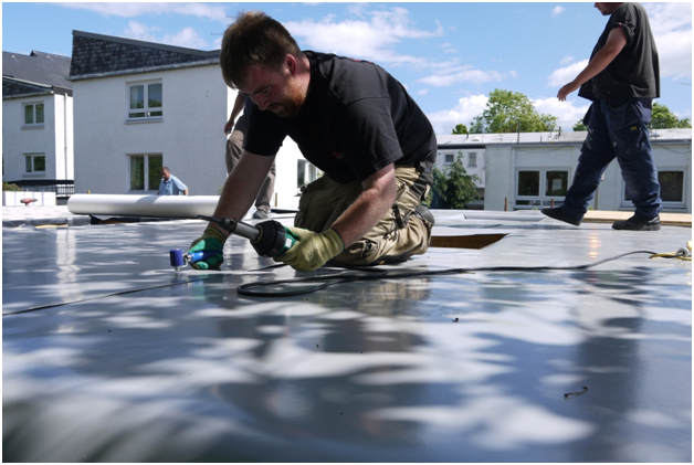 water proofing maintenance