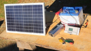 Going Off The Grid With Solar Can Recharge You (AM solar)