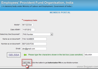 How To Login To EPFO Member Portal