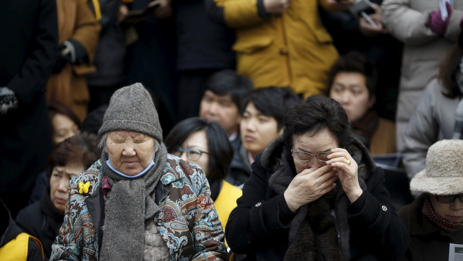 South Korea and Japan Arrive At Deal For Korean Comfort Women