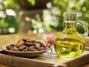 Sweet Almond Oil: Few Ways It's Beneficial For Your Hair