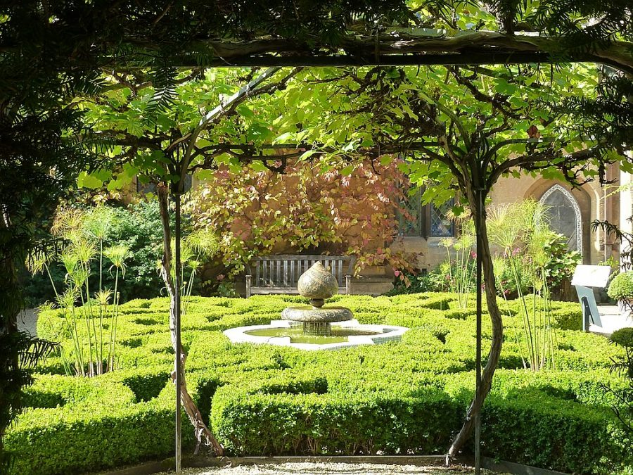 How To Design And Plan An English Knot Garden