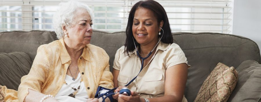 Senior Home Care: 4 Reasons You Should Be Happy Being Caregiver