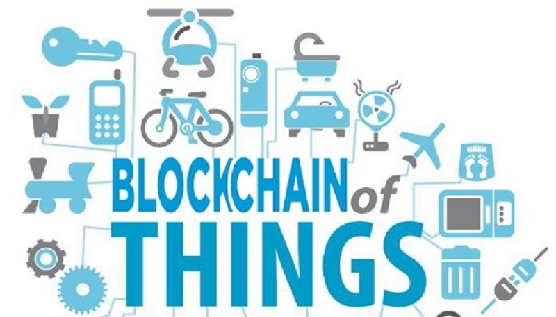 Using The Blockchain For The IoT